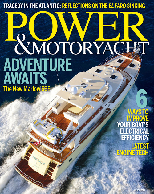 Power & Motoryacht - March 2016
