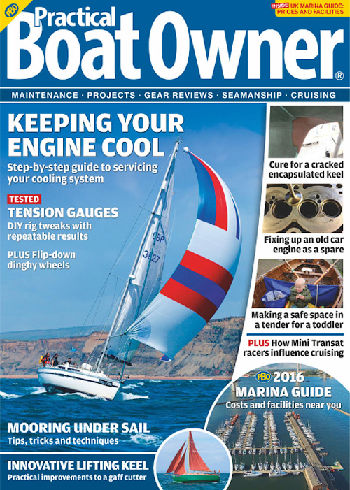Practical Boat Owner - April 2016