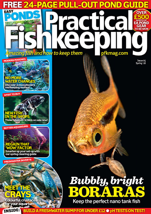 Practical Fishkeeping - Spring 2016