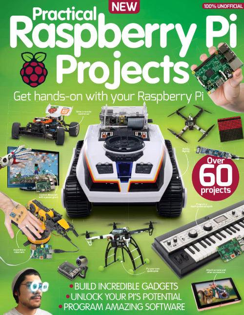 Practical Raspberry Pi Projects 1st Edition 2016
