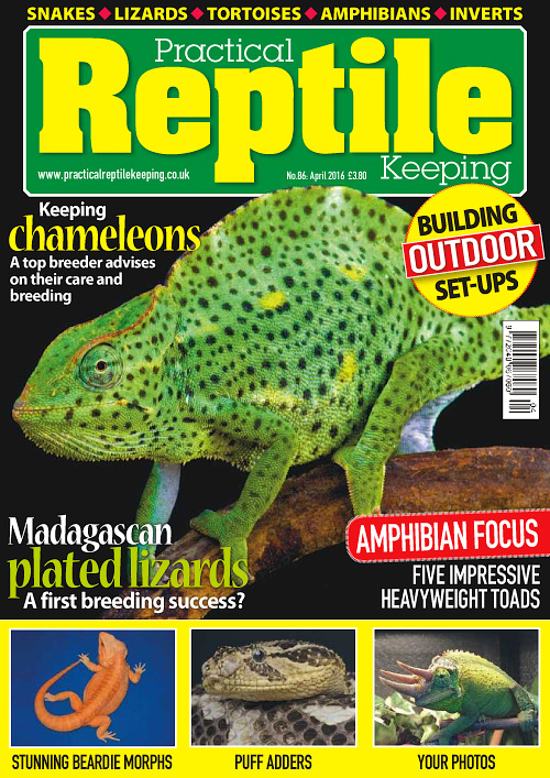 Practical Reptile Keeping - April 2016