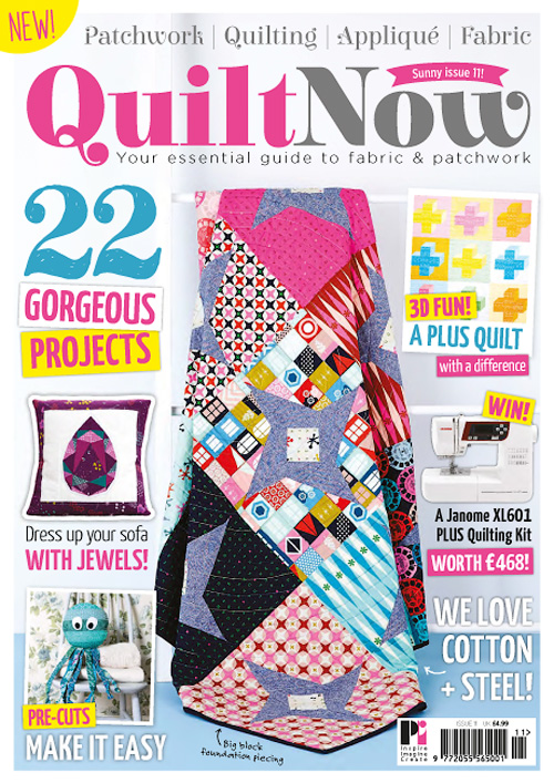 Quilt Now - Issue 11, 2016