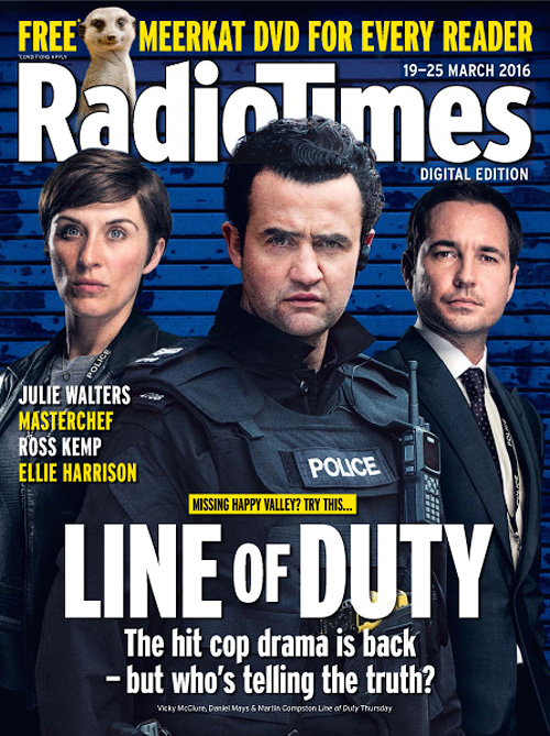 Radio Times - 19 March 2016