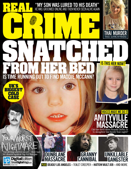 Real Crime - Issue 9, 2016