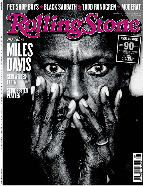 Rolling Stone Germany - April 2016