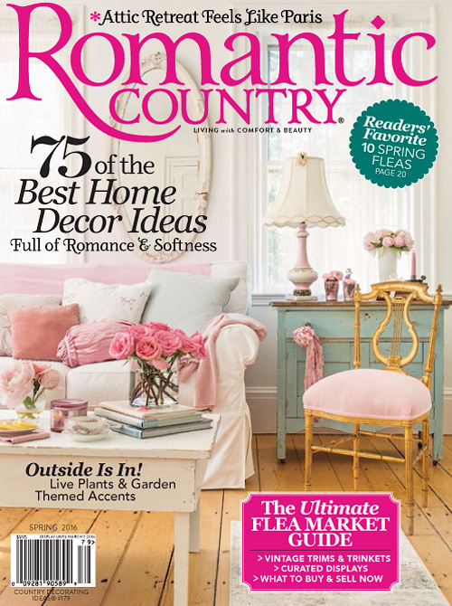 Romantic Country - Spring 2016