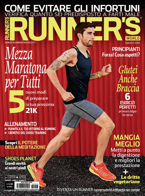 Runner's World Italia - Marzo 2016