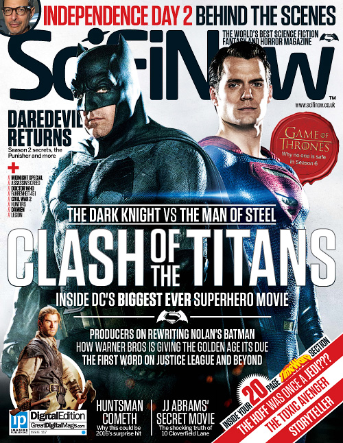 SciFi Now - Issue 117, 2016