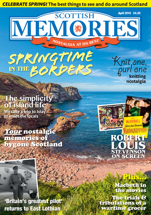 Scottish Memories - April 2016