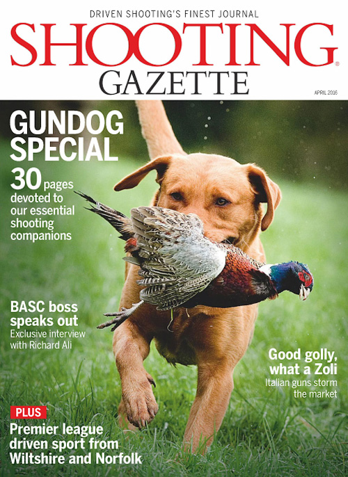 Shooting Gazette - April 2016