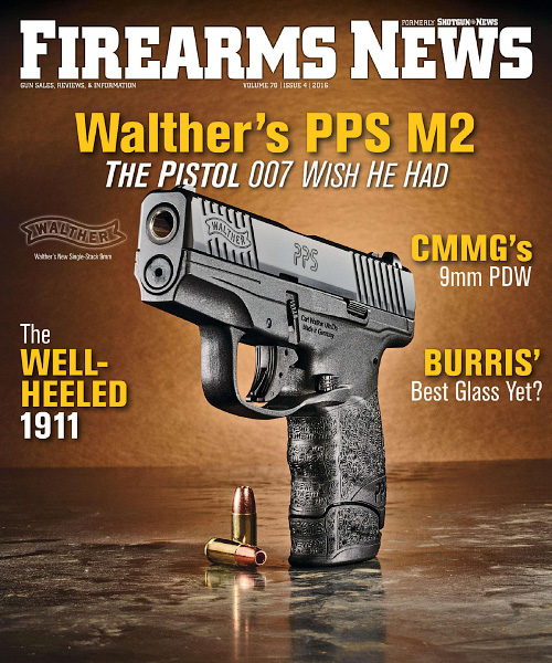 Shotgun News - Volume 70 Issue 4, 2016