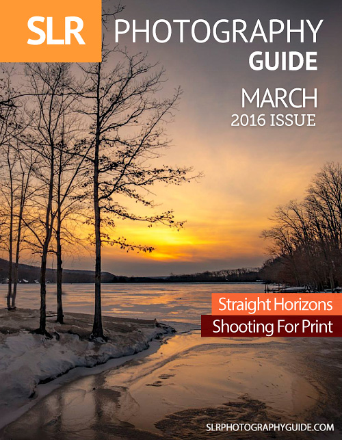 SLR Photography Guide - March 2016
