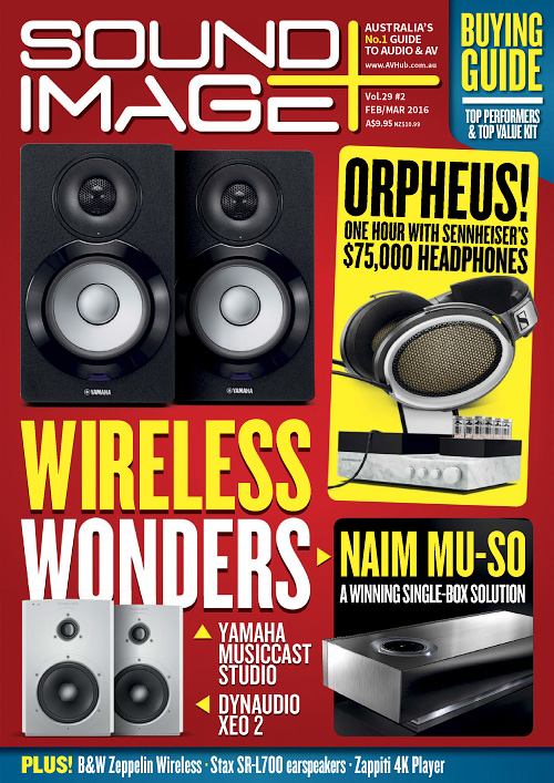 Sound + Image - February/March 2016