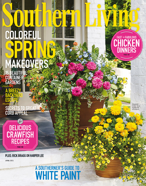 Southern Living - April 2016