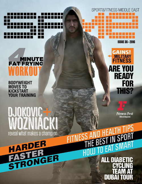 Sport & Fitness Middle East - Issue 36, 2016