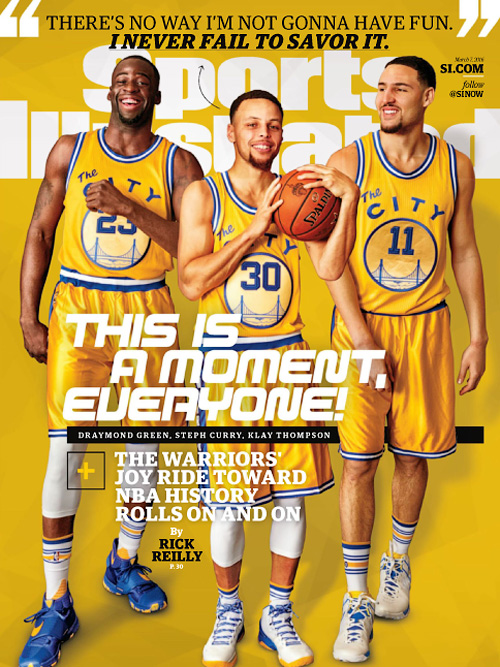 Sports Illustrated - 7 March 2016