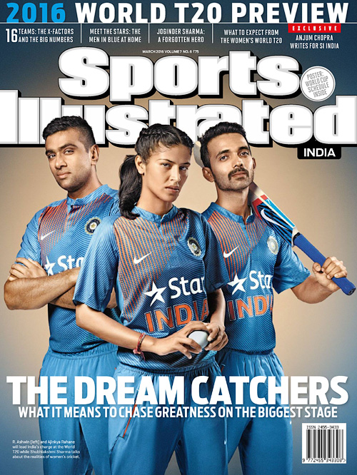 Sports Illustrated India - March 2016