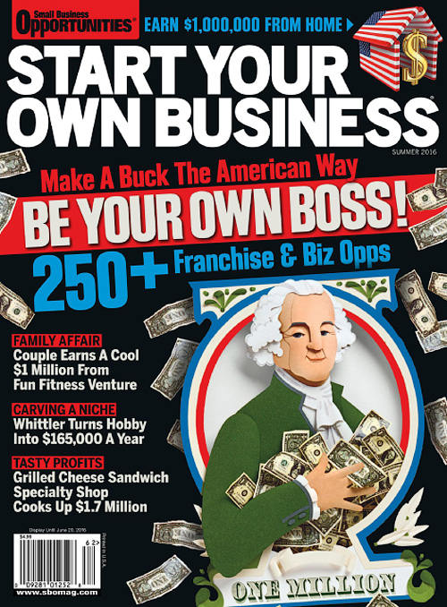 Start Your Own Business - Summer 2016