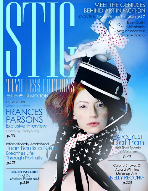 Stig Magazine - Edition 8, 2016