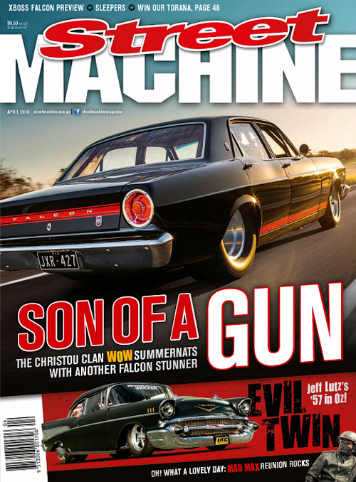 Street Machine - April 2016
