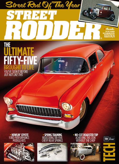Street Rodder - May 2016