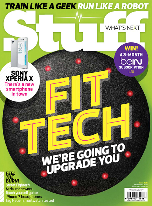 Stuff Middle East - March 2016