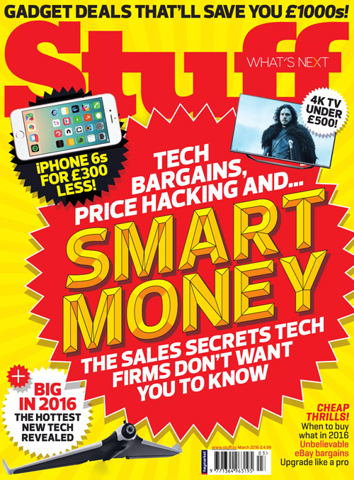 Stuff UK - March 2016