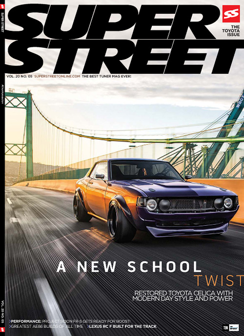 Super Street - May 2016