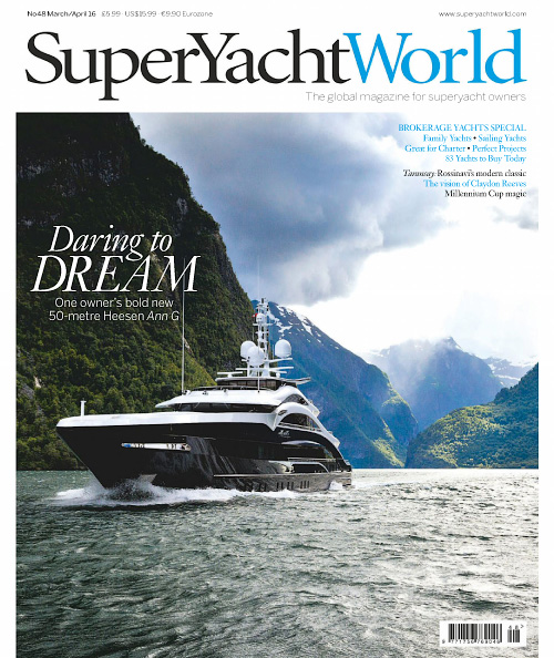 SuperYacht World - March/April 2016