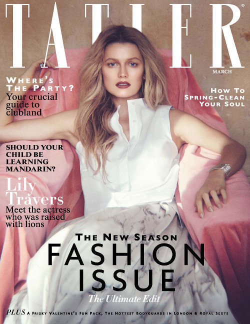 Tatler UK - March 2016