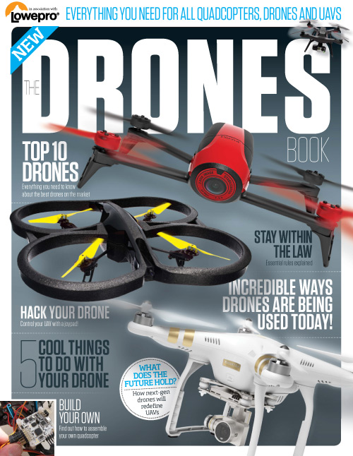 The Drones Book 2nd Edition 2016