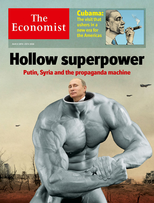 The Economist - 19 March 2016