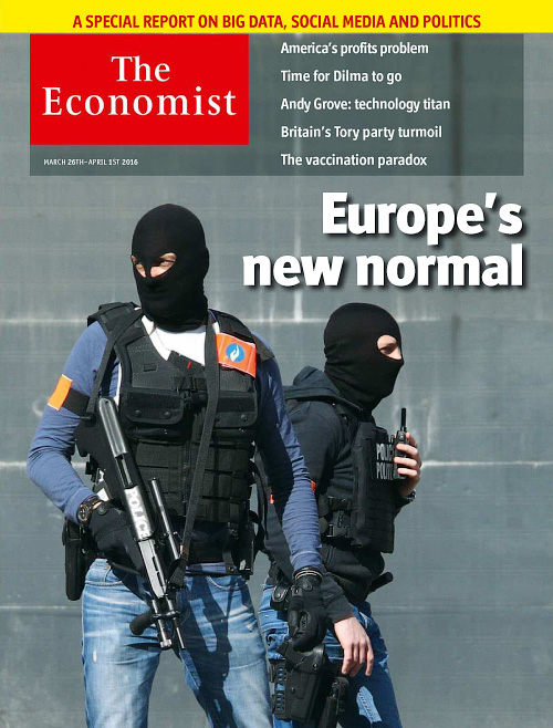 The Economist Europe - 26 March 2016