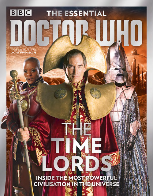 The Essential Doctor Who - The Time Lords 2016