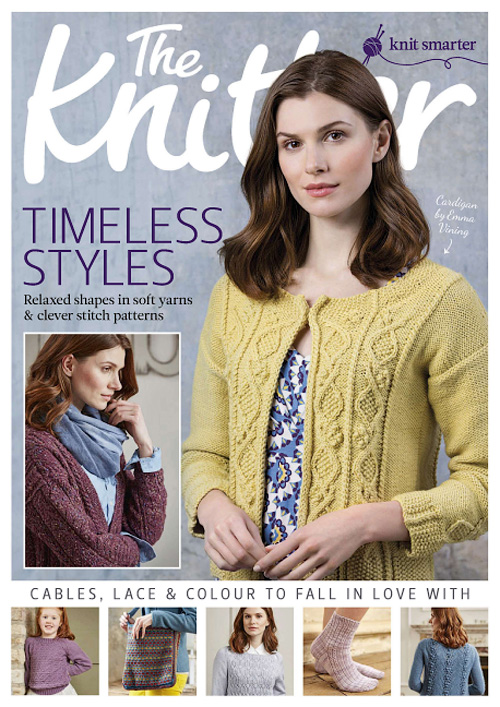 The Knitter - Issue 95, 2016