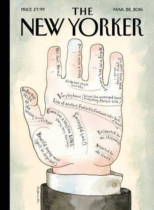 The New Yorker - 28 March 2016