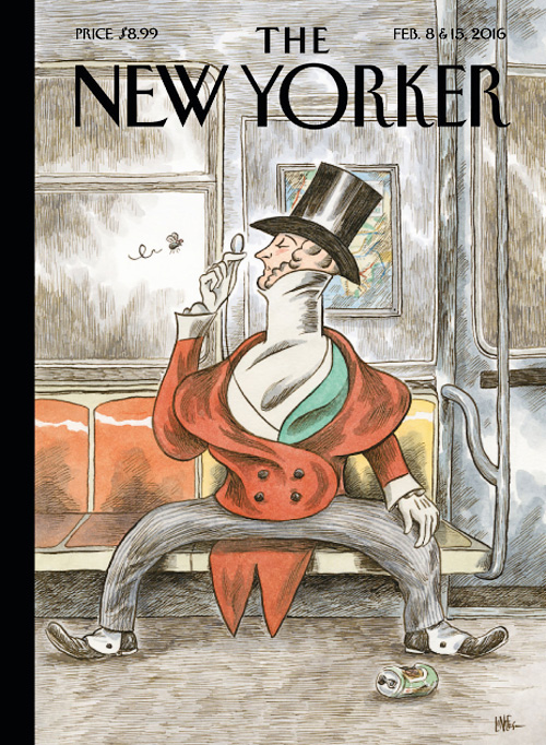 The New Yorker - 8 February 2016