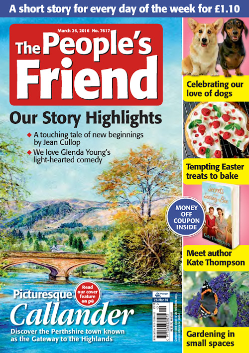The People's Friend - 26 March 2016