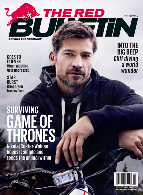 The Red Bulletin USA - April 2016