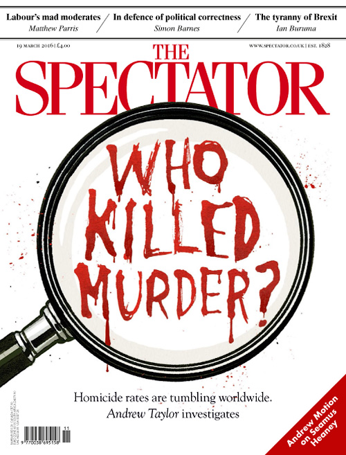 The Spectator - 19 March 2016