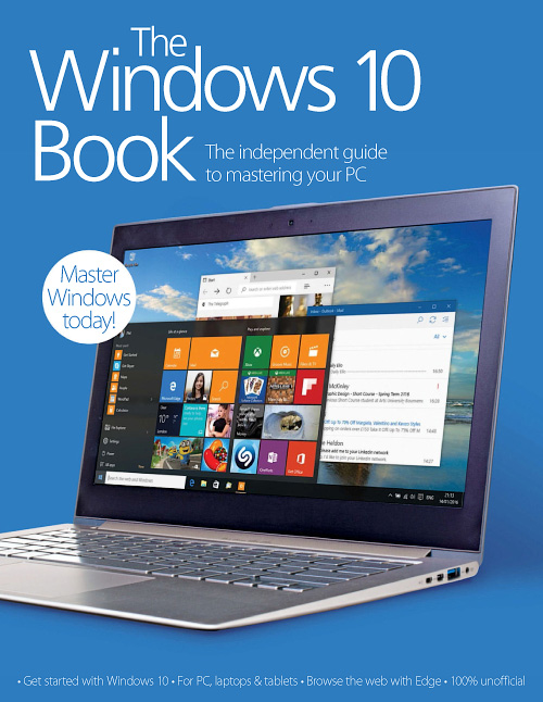 The Windows 10 Book 2016
