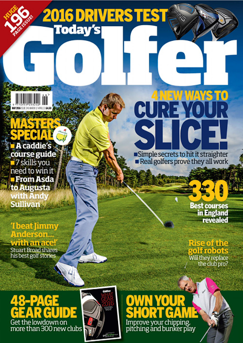 Today's Golfer - May 2016