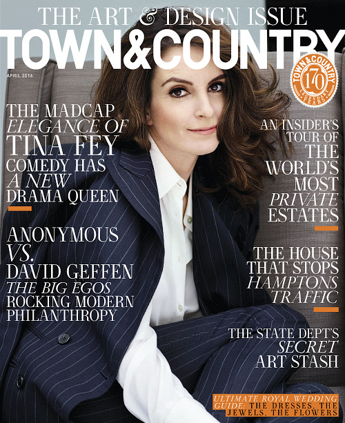 Town & Country - April 2016
