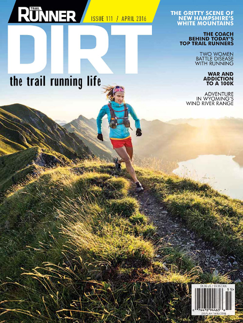 Trail Runner - April 2016