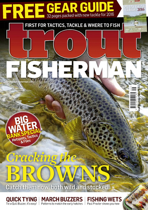 Trout Fisherman - Issue 481, 2016