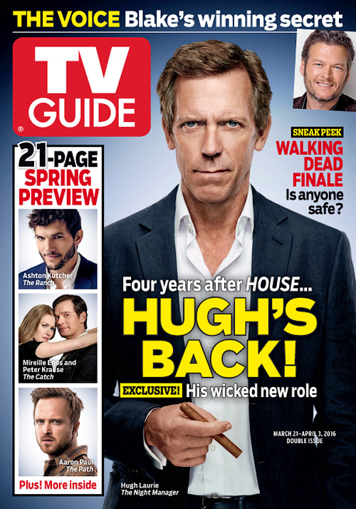 TV Guide USA - 21 March 2016