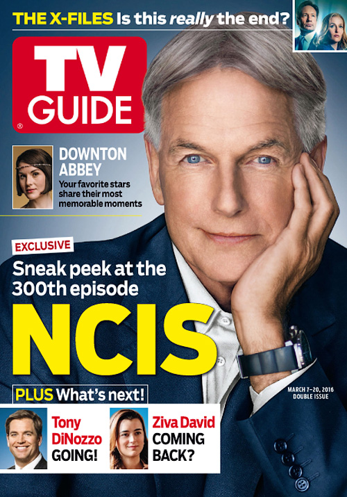TV Guide USA - 7 March 2016