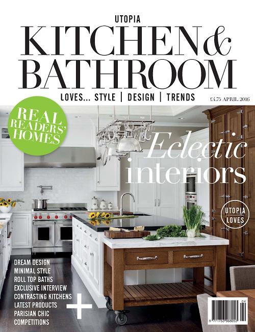 Utopia Kitchen Bathroom April 2016