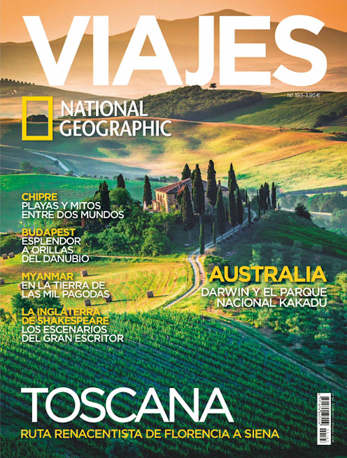 Viajes National Geographic - Abril 2016