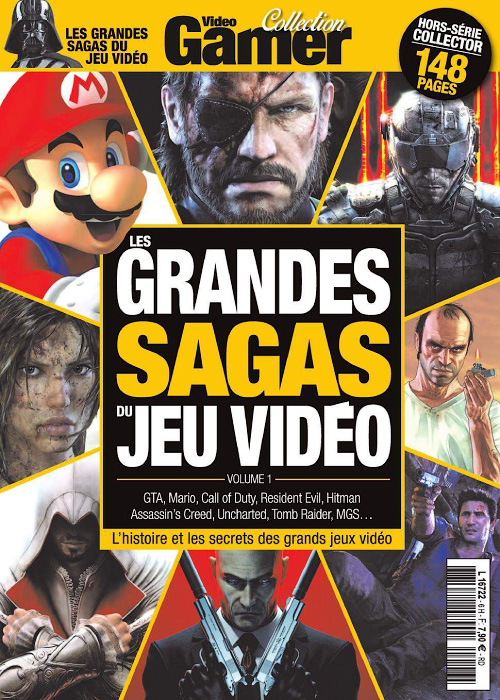 Video Gamer Hors-Série No.6, 2016